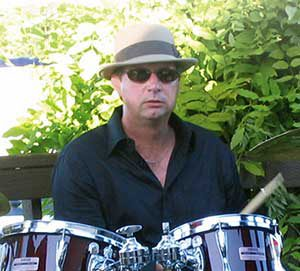 Randy Benefield, Drums
